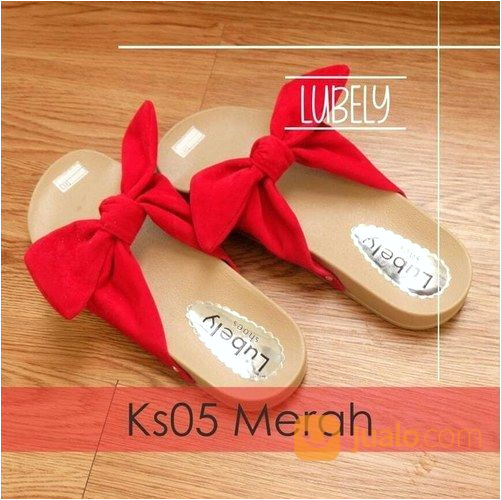 koleksi foto dan model serta gambar iklan ks05 sandal selop wanita pita mengenai KS05 SANDAL SELOP WANITA PITA