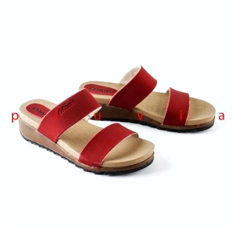 koleksi foto dan model serta gambar pluvia tiffany sandal selop wanita double strap berhubungan dengan Pluvia TIFFANY Sandal Selop Wanita Double Strap Serbada