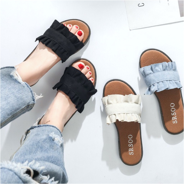koleksi foto dan model serta gambar b17adbd4be03b b1bc9f81bad4b3 untuk sandal selop wanita