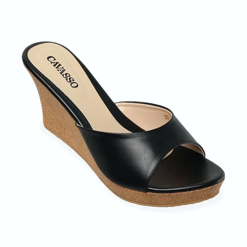 koleksi foto dan model serta gambar cavasso cavasso orina sandal wedges wanita full09 mengenai Sandal Wedges