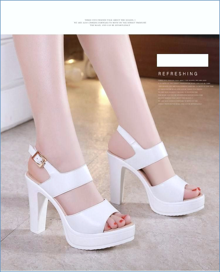 ae77da31c398dc177c c419d38 untuk Platform High Heels Sandals