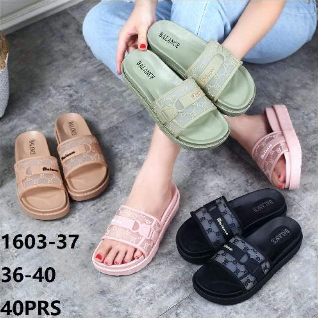koleksi foto dan model serta gambar 5c80e1fd e141 458d 9b0f 464d19e984da terkait Jual sandal selop wanita jelly import balance NTZ 1603 Kota Bandung Ladyfa Store
