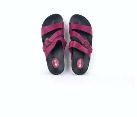 koleksi foto dan model serta gambar sandal selop wanita yumeida 7121 mengenai Sandal Selop Wanita Yumeida 7121 Serbada