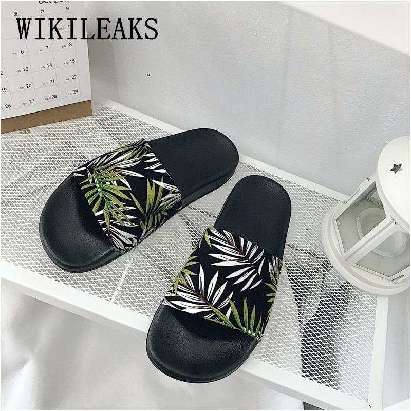 koleksi foto dan model serta gambar 2020 Musim Panas Sepatu Rumah Sandal Wanita Desainer Mewah Merek Slide Pantai Sepatu Platform Sandal Selop dari sandal selop wanita