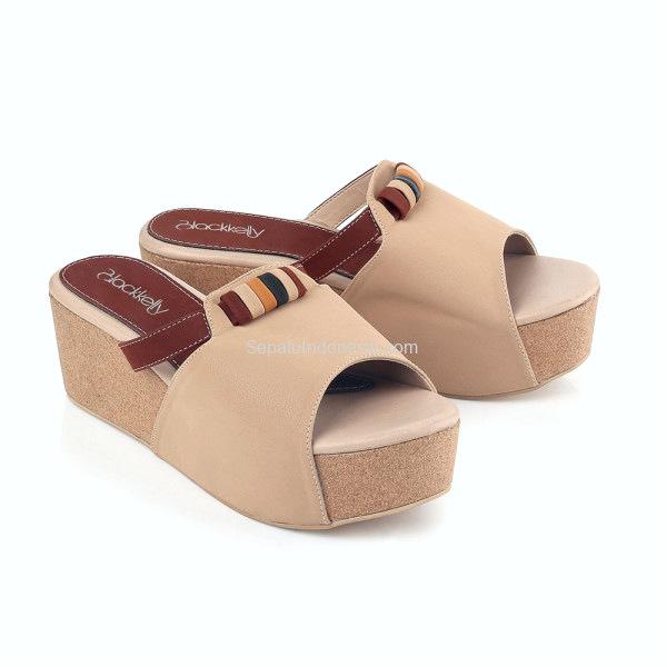 koleksi foto dan model serta gambar sandal wedges wanita BCL 629 1 dari Sandal Wedges