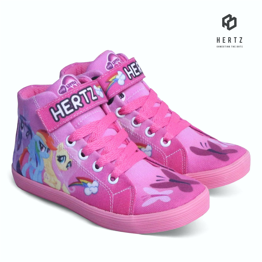 koleksi foto dan model serta gambar Sepatu Anak Perempuan H 2172 Sepatu Anak Keren Brand Hertz Original Model Terbaru Kualitas Bagus i tentang Sepatu Anak Perempuan