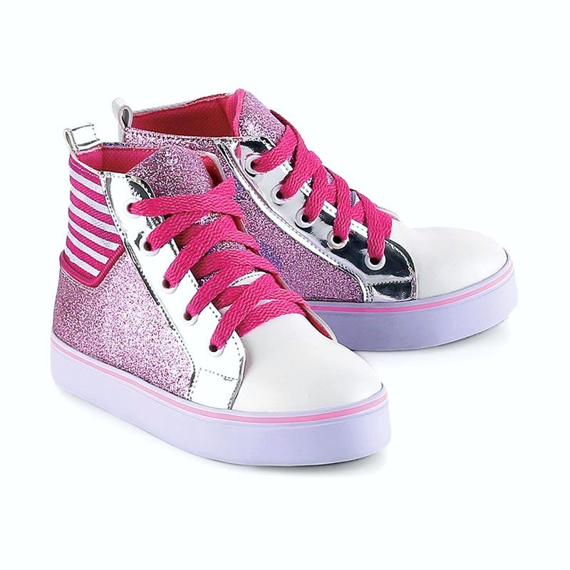 koleksi foto dan model serta gambar syaqinah syaqinah 327 sneakers sepatu anak perempuan pink full02 mengenai Syaqinah 327 Sneakers Sepatu Anak Perempuan Pink
