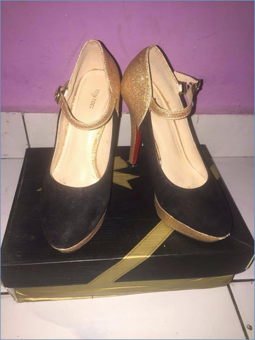 sepatu high heels wanita size 36 dari Sepatu high Heels wanita size 36