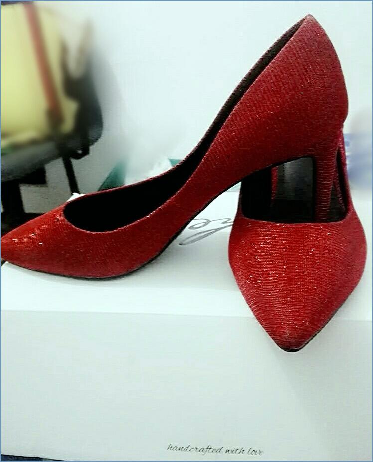 photo blur oct terkait H&M heels sepatu wanita original – indocells