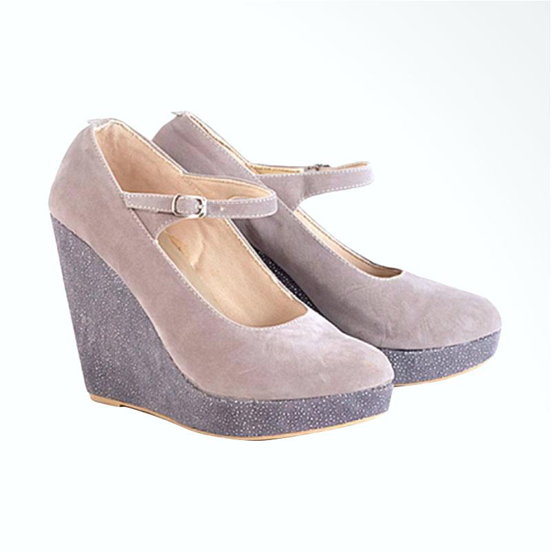 azzura azzura sepatu wedges wanita 567 07 full02 mengenai Azzura 567 07 Sepatu Wedges Wanita