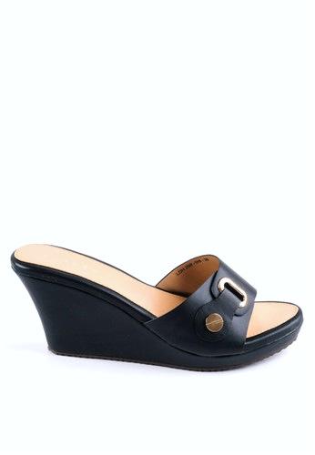 fladeo fladeo sepatu wedges wanita ldh250 1hi black dari @[FLADEO Sepatu Wedges Wanita [LDH250 1HI] sepatu wedges wanita]@
