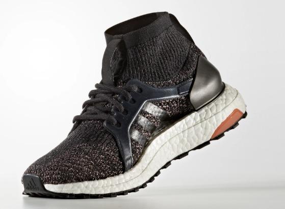 Adidas Ultraboost X all terrain shoes