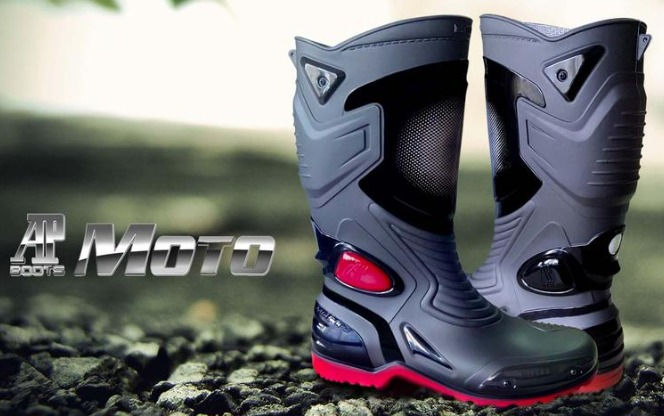 Boots PVC AP Moto 3