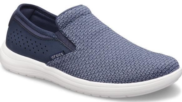 Harga sepatu crocs original Crocs Men's Reviva Slip On
