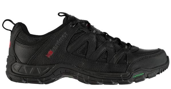 Karrimor summits mens leather walking shoes
