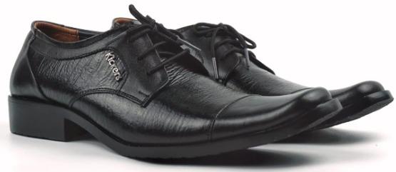 Sepatu Oxford Pria Derby