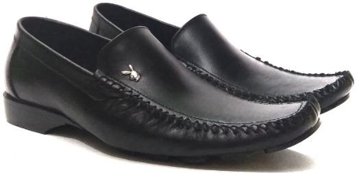 Sepatu formal pria kulit asli sepatu playboy formal full kulit sol tanam sepatu pesta terbaru