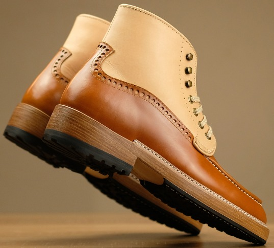 Txture boots