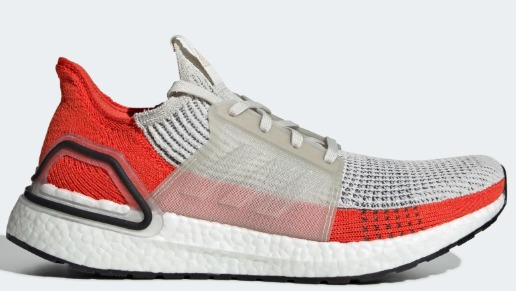 adidas RUNNING Ultraboost 19 Shoes Pria