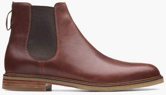sepatu boot clarks