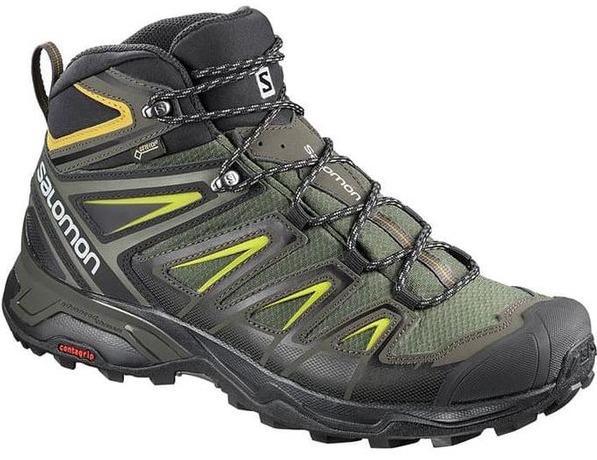 Sepatu gunung wanita Salomon X Ultra 3 GTX
