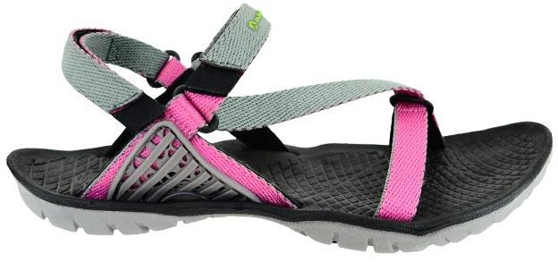 Sandal hiking wanita Outdoor Theya Zx Grey Sandal Sports