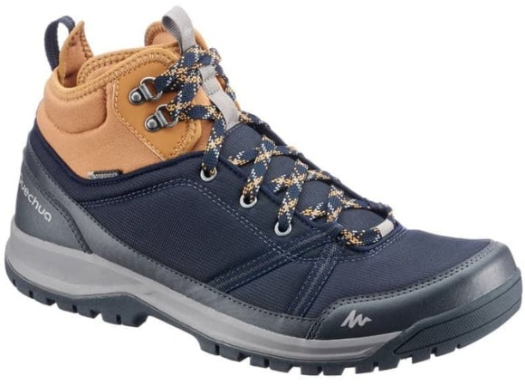 Sepatu Hiking Wanita Quechua NH300 Mid Women's