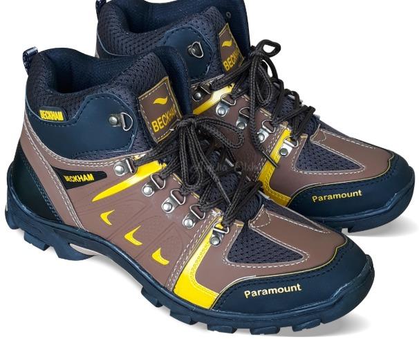 Sepatu boot pria Beckham Paramount
