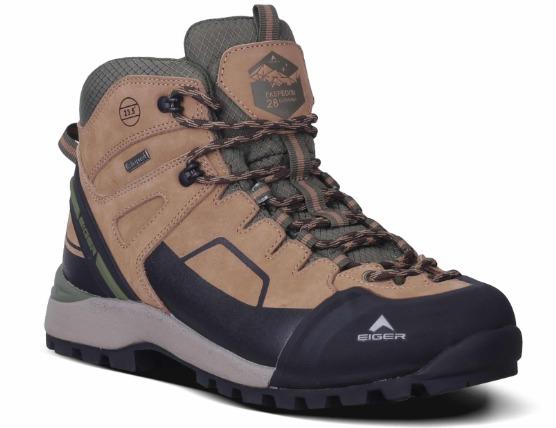 Sepatu hiking wanita Eiger Walton 2.0