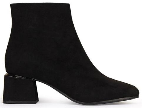 Bellagio Casoria 858 Casual Ankle Boots Black