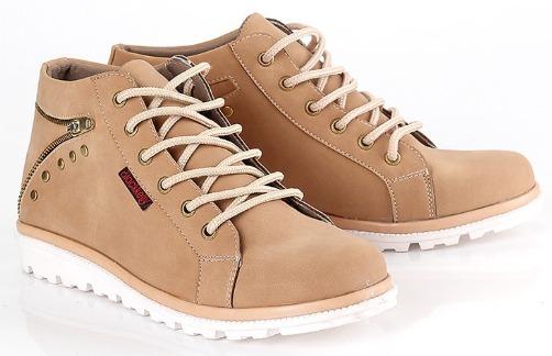 Blackkelly Sepatu Boots Wanita LOP 757