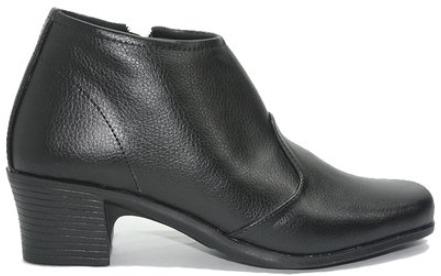 Dr. Kevin Women Formal Boots 531-002 - Black