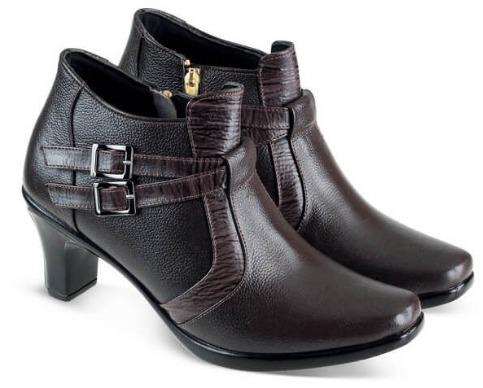 Sepatu Boots Wanita Cibaduyut JK Collection JAK 5313