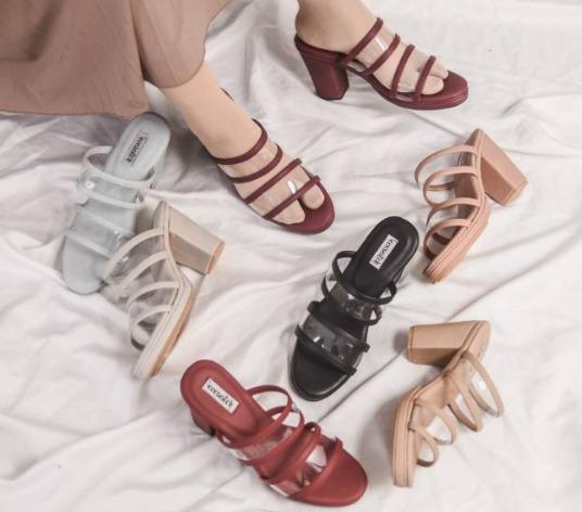 New Series Maura Heels - Eveseitch