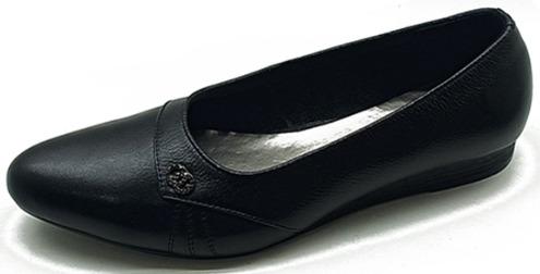 Sepatu kulit wanita Grutty