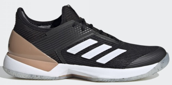 Sepatu olahraga wanita Adidas Ubersonic 3 Hard Court Shoes
