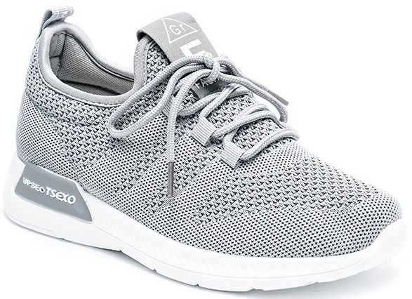 CPE - MILCA (Grey, Pink, White, Navy) Sepatu Wanita Sneakers Sports Shoes