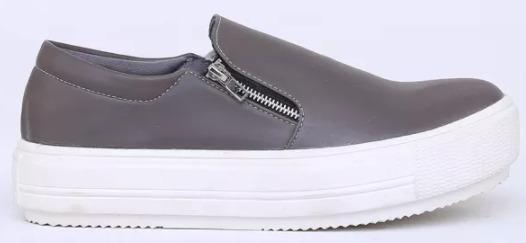 Catenzo - Sepatu casual wanita  Slip On Casual Wanita NI 961