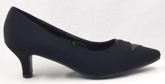Laviola Shoes - Sepatu Pantofel Wanita Casual - hak tinggi - 2366 FFS