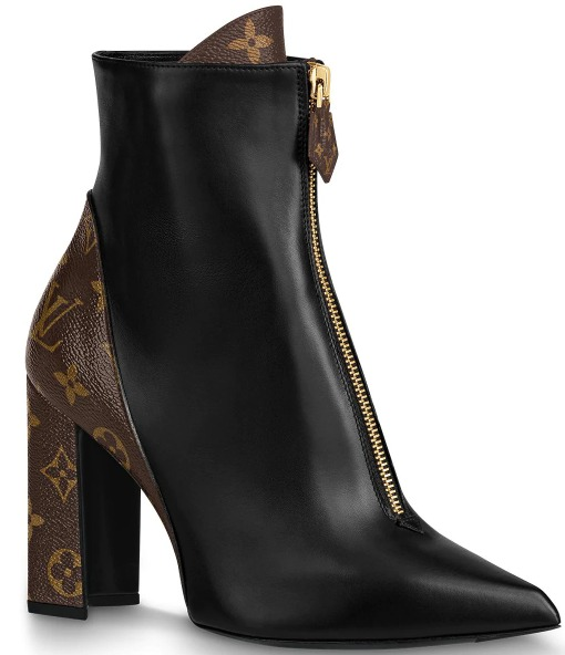 Louis Vuitton MATCHMAKE ANKLE BOOT
