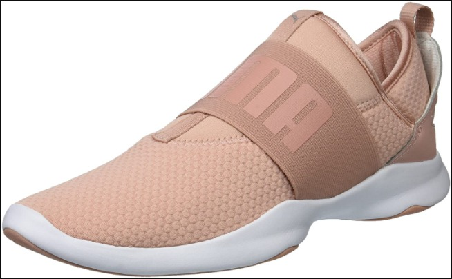 sepatu slip on wanita Puma Women Dare Shoes