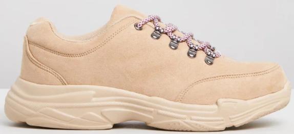 sepatu wanita import Rubi-Holly-Hiking-Chunky-Trainers