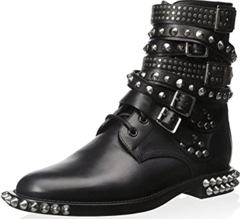 Sepatu terkenal  Saint Laurent Women's Rangers Boot