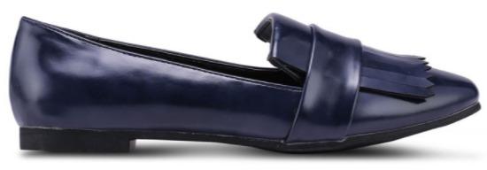 sepatu import wanita Something Borrowed Fringe Loafers