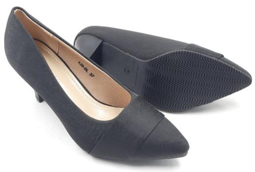 Steve & Co shoes - sepatu hak wanita - sepatu pantofel - 439 FS - sepatu kerja wanita