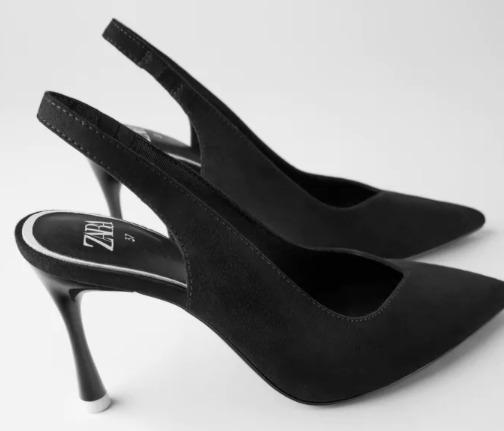 Sepatu wanita terkenal merk Zara