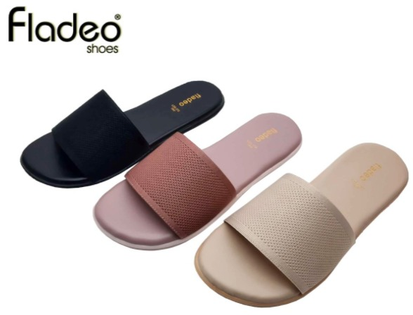 koleksi foto dan gambar sandal selop wanita model terbaru