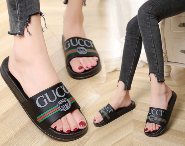 Koleksi foto gambar Sandal Selop Wanita Gucci model terbaru