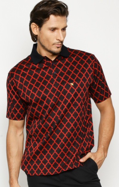 harga Kaos polo shirt pria merk Arnold Palmer gambar foto original model terbaru