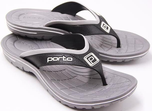 Koleksi foto gambar Sandal Casual Pria Porto model terbaru
